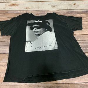 Eazy-E Straight Out Of Compton Short Sleeve Tee